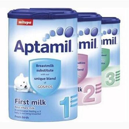 {德國BA保鏢藥房:Aptamil 愛他美奶粉