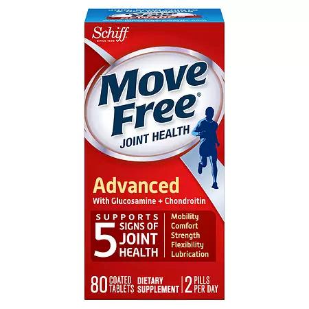 {Walgreens:Schiff MoveFree 系列产品
