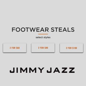 {Jimmy Jazz:精选运动球鞋热卖